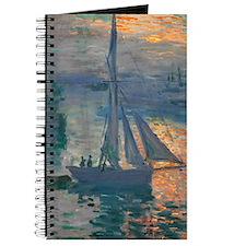 Monet - Sunrise Marine Journal
