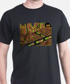 CITYMELTS LAS VEGAS STRIP T-SHIRT T-Shirt