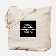 League Support Player Tote Bag