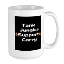 League Support Player Mug