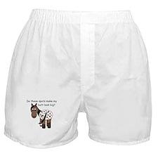 Big Butt Appy Boxer Shorts