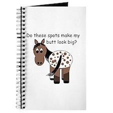 Big Butt Appy Journal