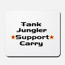 Leage Support Player Pride Mousepad