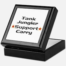 Leage Support Player Pride Keepsake Box