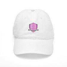 The Pink Vaccine Shield Baseball Cap