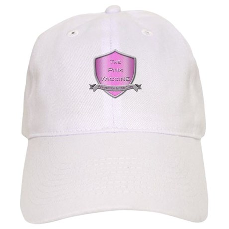 The Pink Vaccine Shield Cap