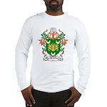MacKillikelly Coat of Arms Long Sleeve T-Shirt
