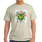 MacKillikelly Coat of Arms Ash Grey T-Shirt