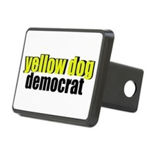 Yellow Dog Democrat Hitch Cover