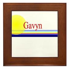 Gavyn Framed Tile