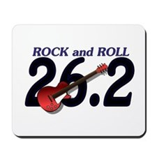 Rock and Roll MArathon Mousepad