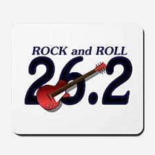 Rock and Roll MArathon Mousepad