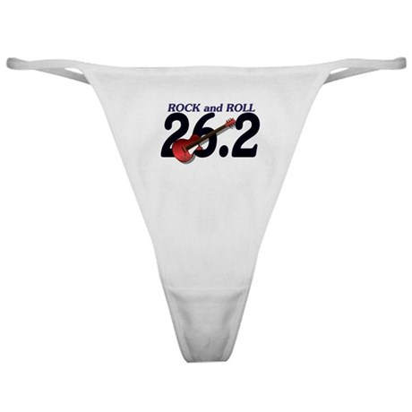 Rock and Roll MArathon Classic Thong