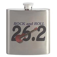 Rock and Roll MArathon Flask