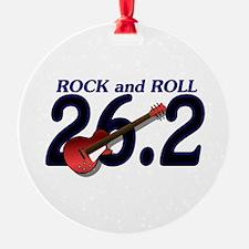 Rock and Roll MArathon Ornament