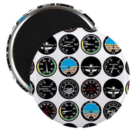 Flight Instruments Magnet
