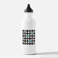 Flight Instruments Water Bottle