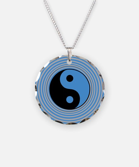 OYOOS Yingyang design Necklace