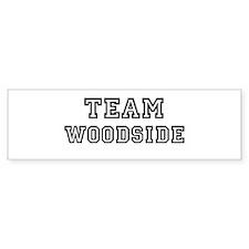 Team Woodside Bumper Bumper Sticker