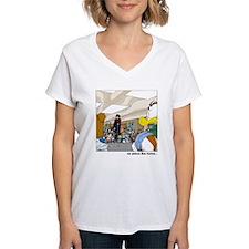 "The Endtown ""Home"" Women's V-Neck T-Shir"
