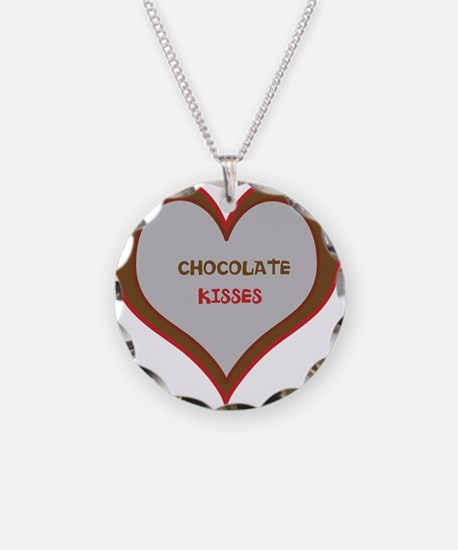 OYOOS Chocolate Heart design Necklace