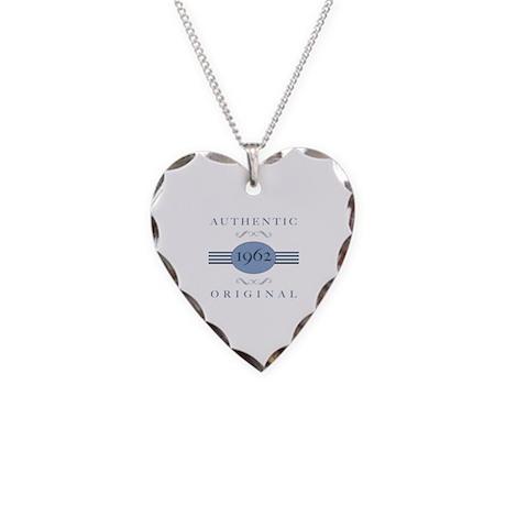 Authentic Original 1962 Necklace Heart Charm
