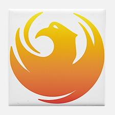 Phoenix Seal Tile Coaster