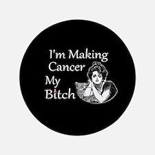 Breast cancer awareness making cancer my bitchdbu