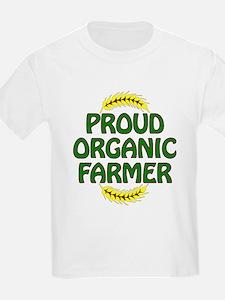 Proud organic Farmer T-Shirt