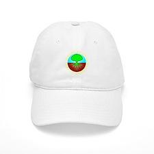 Permaculture2.png Baseball Cap