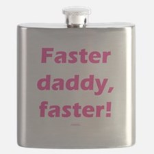 Faster daddy faster PINK.png Flask