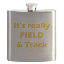 Its Really FIELD and Track Blk_Orange.png Flask