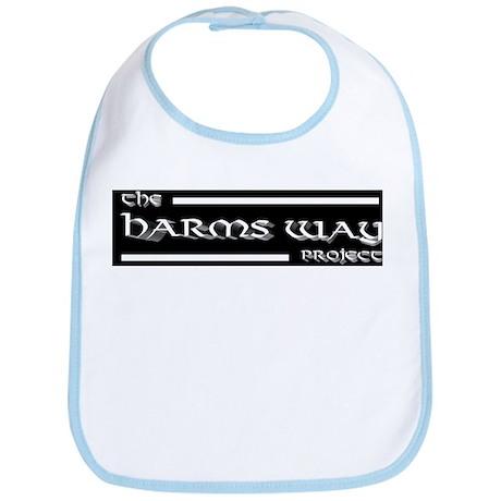 Harms Way Logo Bib