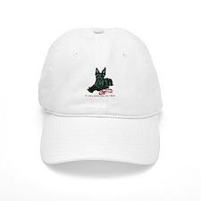 Scottish Terrier Rescue Me Baseball Cap