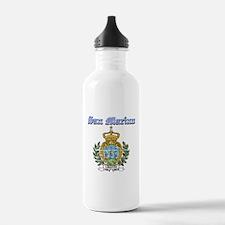 San Marino Coat of arms Water Bottle