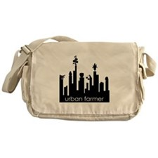 Urban Farmer Messenger Bag