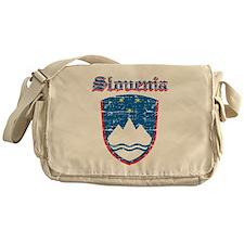Slovenia Coat of arms Messenger Bag