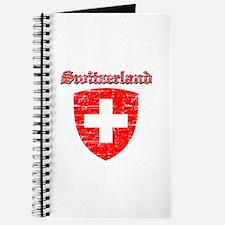 Switzerland Coat of arms Journal