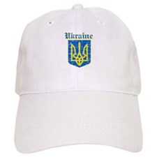 Ukraine Coat of arms Baseball Baseball Cap