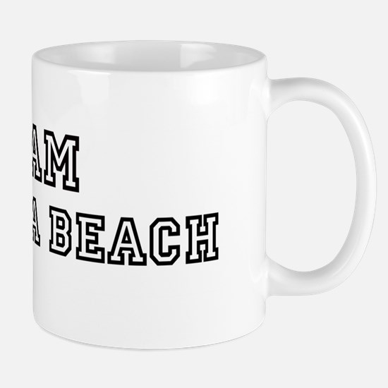 Team La Selva Beach Mug