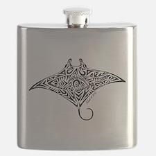 Hawaiian Manta Flask