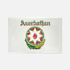 Azerbaijan Coat of arms Rectangle Magnet