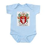 MacKeggan Coat of Arms Infant Creeper