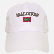 Maldives Flag Designs Baseball Baseball Cap