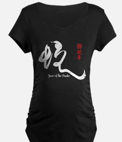 Year of the Snake 2013 - Distressed T-Shirt