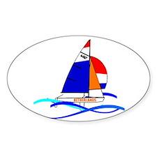 Netherlands Sailing Decal