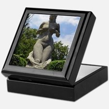 Norman Lindsay Statue Keepsake Box