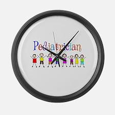 Pediatrician.PNG Large Wall Clock