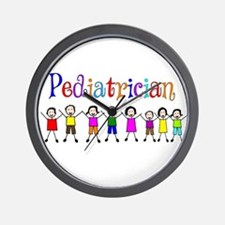 Pediatrician.PNG Wall Clock