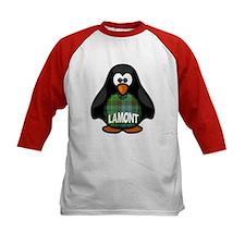 Lamont Tartan Penguin Tee